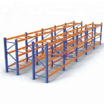Industrial Adjustable Detachable Stacking Warehouse Storage Steel Tire Rack